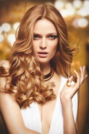 Засоби для волосся L'Oreal з маслами