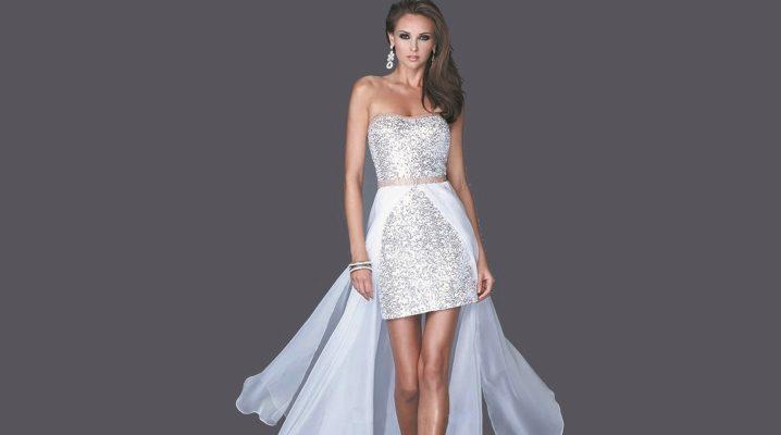 Вечірні сукні зі шлейфом – відчуй себе королевою!