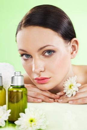 Косметичні масла для волосся
