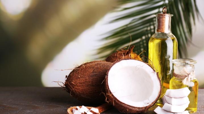 Кокосове масло для волосся: огляд засобів