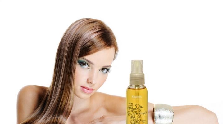 Масло для волосся Kapous