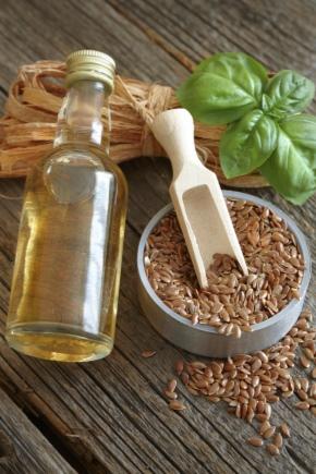 Користь льняної олії для волосся