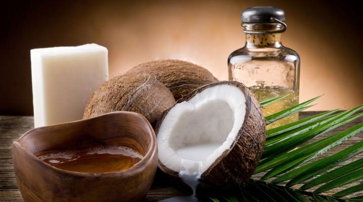 Як правильно використовувати кокосове масло для волосся