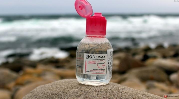 Міцелярна вода BioDerma