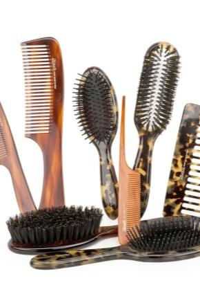 Гребінці для довгого волосся