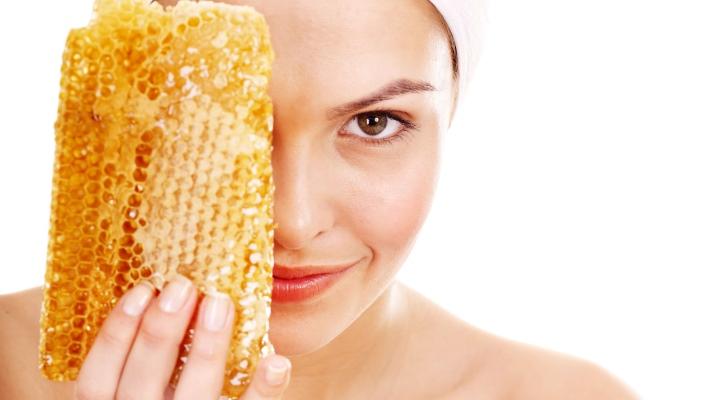 Скраби з меду