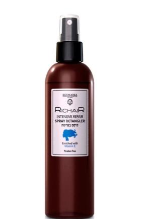 Спрей з вітамінами для волосся
