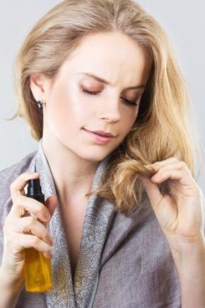Спрей для волосся Estel