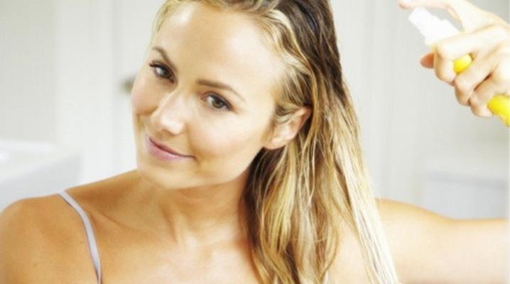 Бальзам-спрей для волосся
