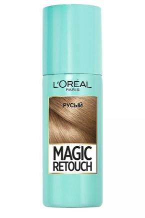 Спрей для зафарбовування коренів волосся L'Oreal