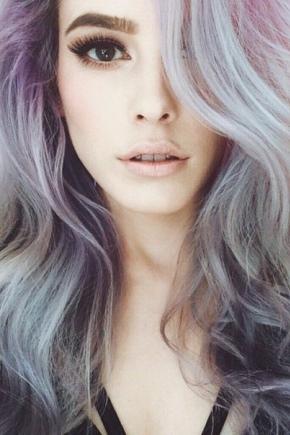 Відтіняюча пінка для волосся