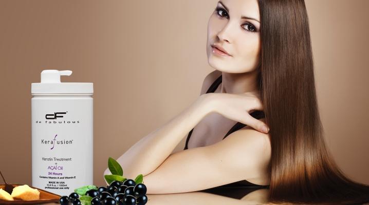 Крем для випрямлення волосся