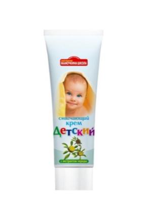 Дитячий крем з низкою