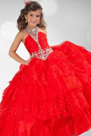 Красиві дитячі вечірні сукні