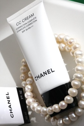 СС-крем Chanel