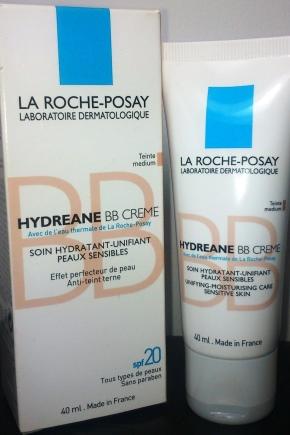 ВВ-крем La Roche Posay