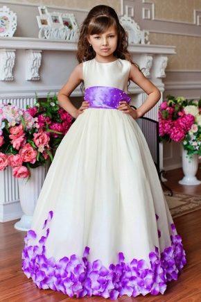 Розкішні бальні сукні для дівчаток