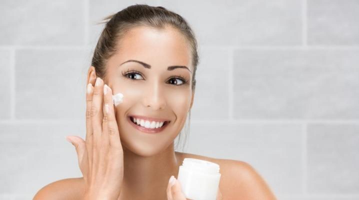Крем для жирної шкіри обличчя