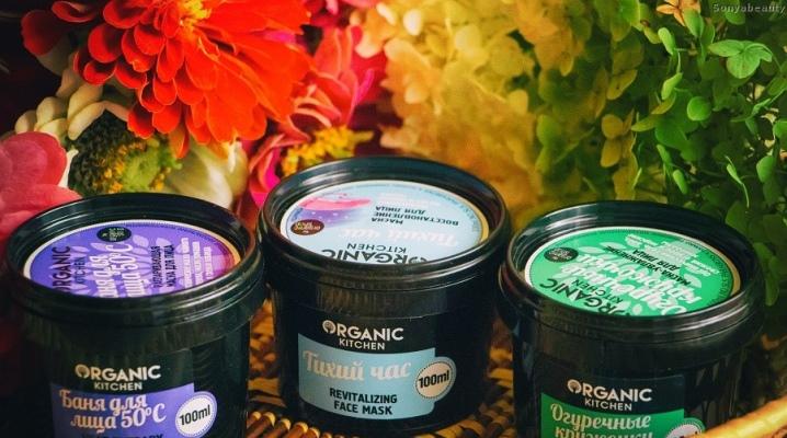Крем для обличчя Organic Kitchen