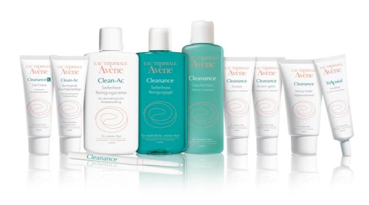 Крем Avene для різних типів шкіри
