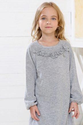 Теплі сукні для дівчаток – новий тренд сезону