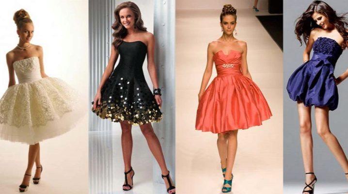 Кращі випускні коктейльні сукні 2018 року