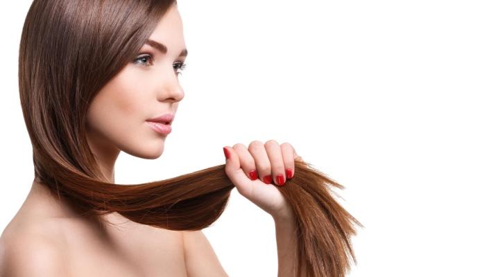 Шампунь і бальзам для волосся