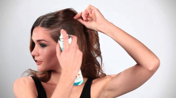 Сухий шампунь для волосся