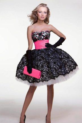 Красиві сукні на випускний в 9 клас