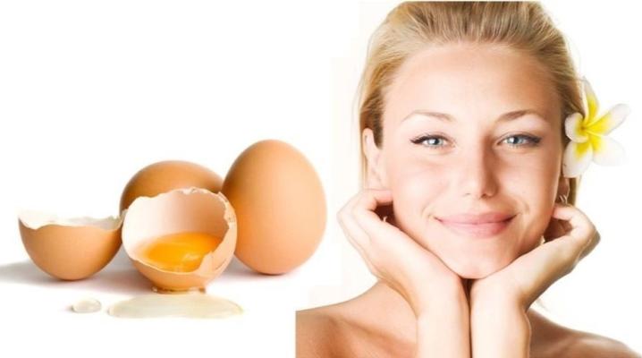 Яєчний шампунь