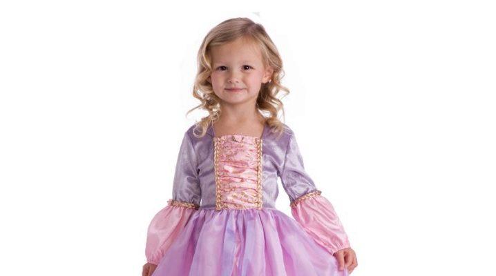 Сукня принцеси для дівчинки – яке воно?