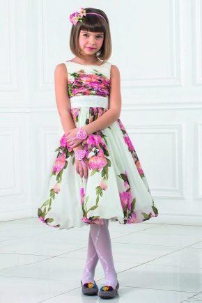 Святкові сукні для дівчаток