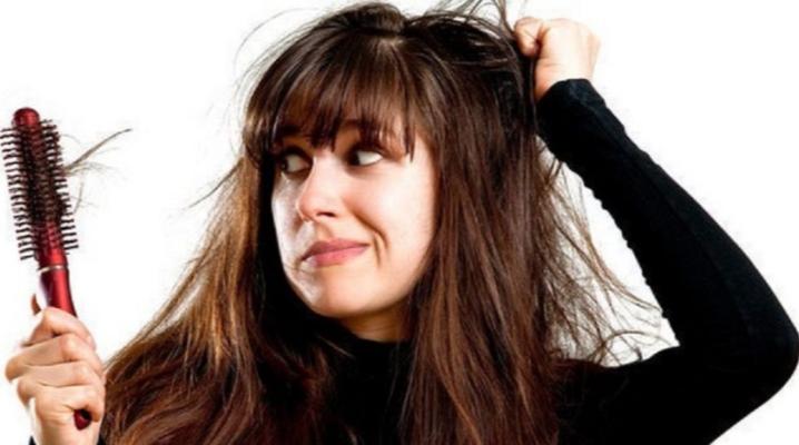 Шампунь від випадіння волосся