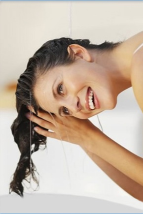 Живильний шампунь для волосся