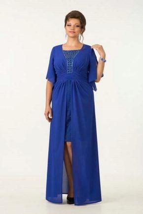 Красиві і стильні сукні для повних жінок