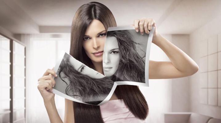 Шампунь для гладкості волосся