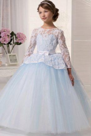 Вечірні сукні для дівчаток – мрія кожної принцеси!