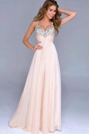 Красиві сукні на випускний довжиною в підлогу