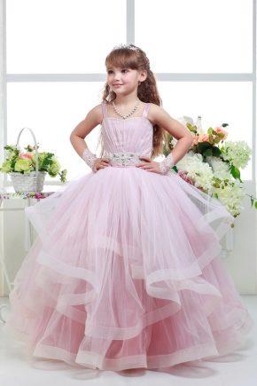 Пишні сукні для дівчаток – подаруйте вашій дитині свято