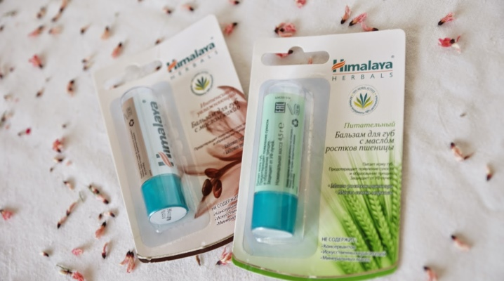 Бальзам для губ Himalaya Herbals