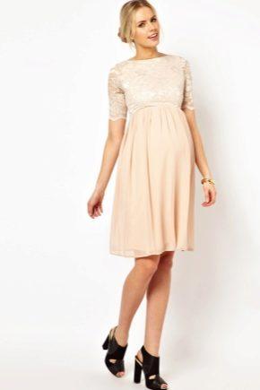 Красиві сукні для вагітних