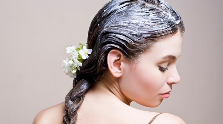 Бальзам для волосся в домашніх умовах