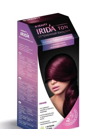 Відтіночний бальзам Irida Ton