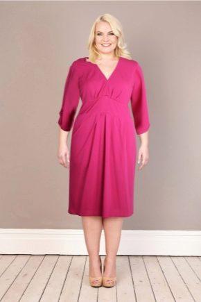 Сукні великих розмірів для жінок за 50