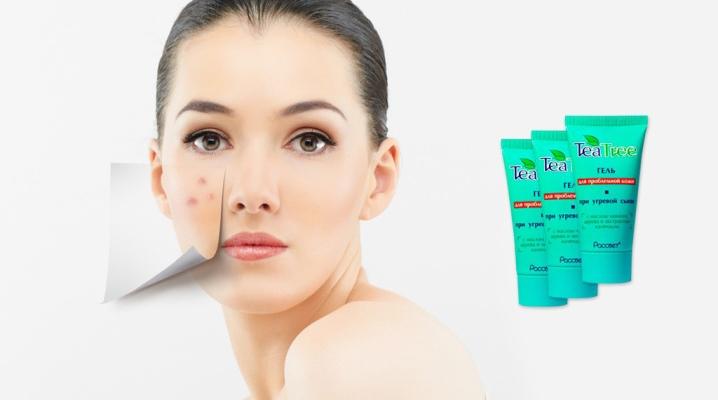 Гель для проблемної шкіри