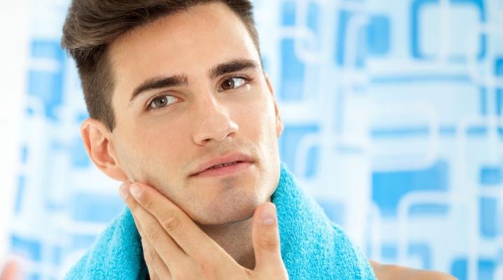 Гель після гоління