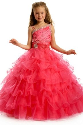 Плаття на Новий рік 2018 для дівчаток