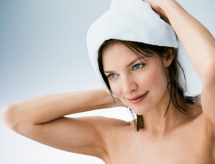 Маска для волосся з аргановою олією