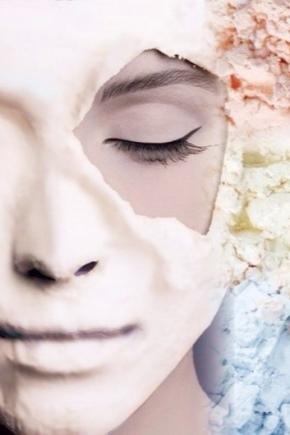 Альгінатна маска для обличчя