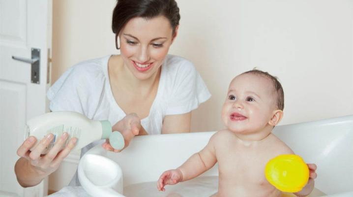 Яке дитяче мило для новонароджених краще?